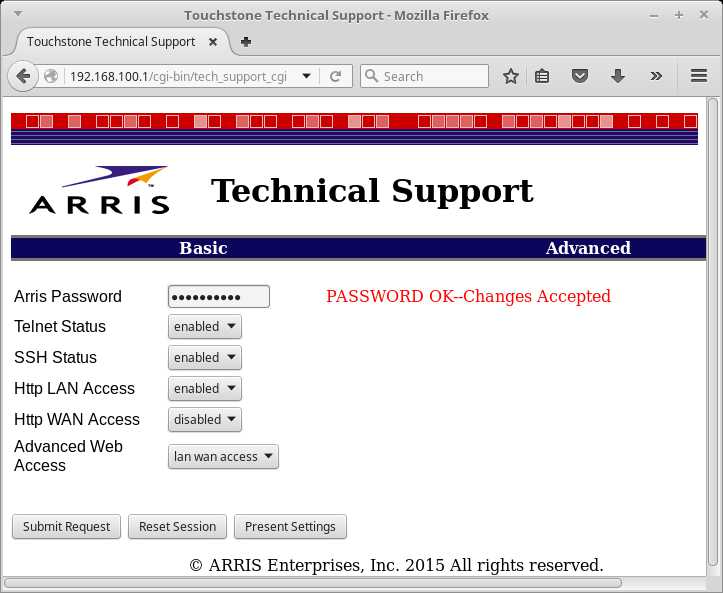 Change-Default-Login-Details-of-arris-router